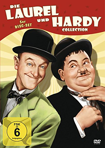 Laurel & Hardy - Die Laurel und Hardy Collection [5 DVDs]