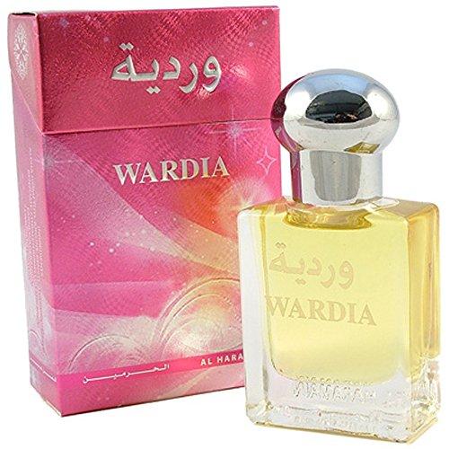 Unscented Kegel (al-haramain Zigarette Box Größe Rosenöl Parfüm: wardia 15ml von für Frauen)