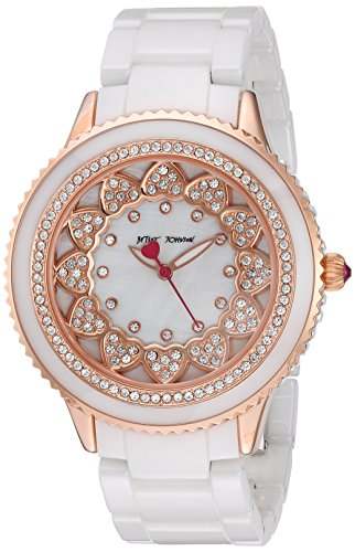 betsey-johnson-womens-quartz-metal-and-ceramic-casual-watch-colorwhite-model-bj00622-03