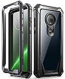 POETIC Moto G7 Case, Moto G7 Plus Case, Full-Body Hybrid