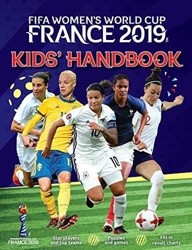 FIFA Women's WC 2019 Kids' Handbook