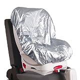 Hauck Cool Me - Cubierta universal para silla de coche, aislante de frio y calor, resistente a rayos Uva, agua y manchas, capa protectora del sol