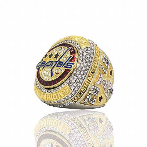 C-G Mode Kreative Ring Golden State Warriors Championship Ring Fan Geschenk Ring, Thompson, 9