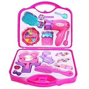 kids Dukaan Beauty Set for Girls (Pink)