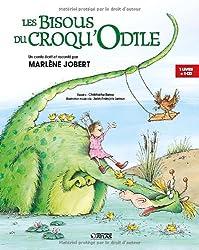Les Bisous du Croqu'Odile (1CD audio)
