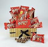 MALTESERS MEGA Hamper Wicker Effect Gift Box Variety...