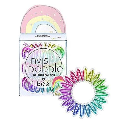 Invisibobble enfants Magic Rainbow Cheveux Ties 3 par lot