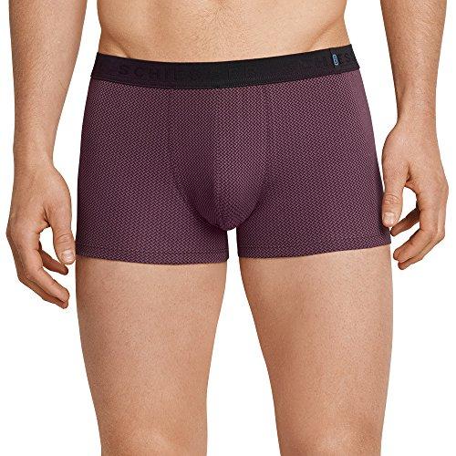 Schiesser Herren Boxershorts 95/5 Shorts (2er Pack Box), 2er Pack, Mehrfarbig (Sortiert 1 901), Large (Herstellergröße: 006) (Pima-baumwolle Unterwäsche Herren)