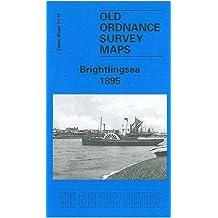 Brightlingsea 1895: Essex Sheet 37.16 (Old O.S. Maps of Essex)