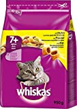 Whiskas Senior Katzenfutter Huhn, 5 Packungen (5 x 950 g)