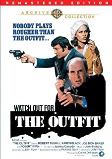 The Outfit [Remaster] Robert Duvall, Karen Black, Joe Don Baker and Robert Ryan (Dec 22, 2010)(DVD)