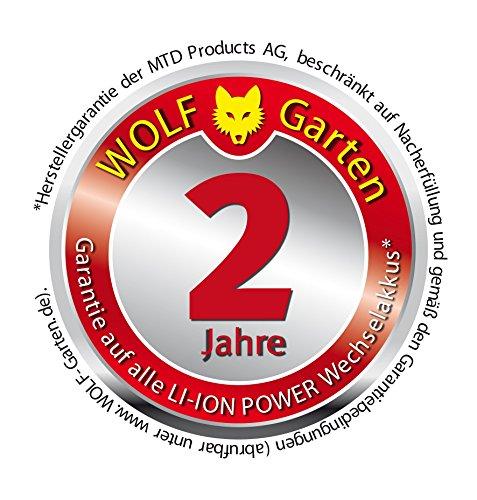 WOLF-Garten FINESSE 30 | Grasscheren | Strauchscheren | Grasscherenmesser - 8