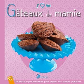 J'AIME LES GATEAUX DE MAMIE