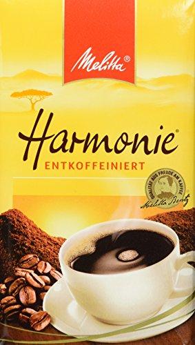 Melitta Röstkaffee Gemahlener, 4er Pack (4 x 500 g)