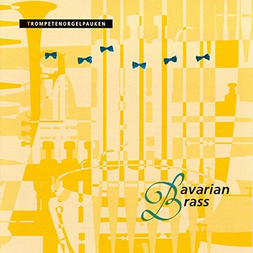 Choral-Improvisationen für Orgel, Op.65, Heft 6. Konfirmation, Trauung/Hochzeit, Taufe, Erntefest: 59. Nun danket alle Gott - Marche Triomphale (Arr. For 4 Trumpets, Timpani And Organ)