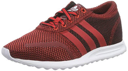 adidas Originals Los Angeles Unisex-Erwachsene Sneakers Rot (Scarlet/Scarlet/Core Black)