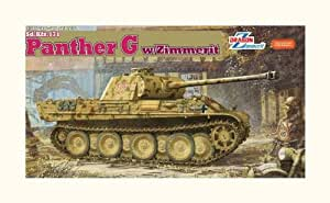 Dragon - Sd.Kfz.171 Panther G w/Zimmerit