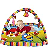 #10: KiddosCare Play Gym and Baby Bedding Set (Multicolor)