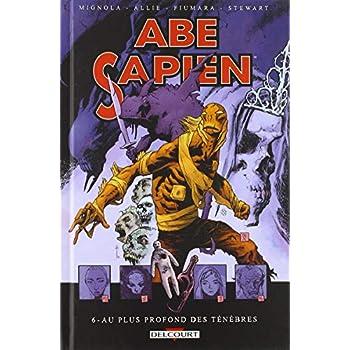 Abe Sapien 06