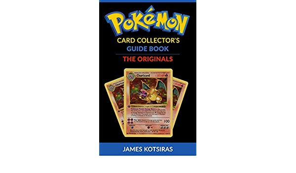 Pokemon Card Collector's Guide Book Unofficial: The
