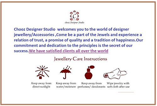 Chooz Designer Studio Chooz Designer Enamel Black Knuckle Punk Ring Set For Women(Pack Of 5)(Assorted Design)