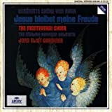 Bach-Jesus Que Ma Joie Demeure-Monteverdi Choir-Gardiner-Eng Lish Baroque Solists