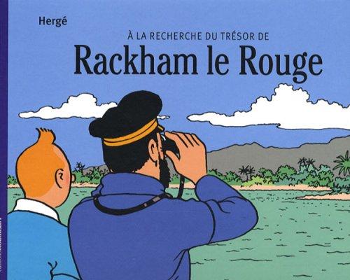 A la recherche du trésor de Rackham le Rouge par Hergé