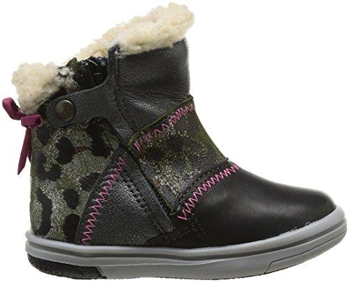 Noël Mini Marmo Ch, Boots bébé fille Multicolore (100)