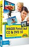 MAGIX Fotos auf CD & DVD 10 - vierfarbiges Handbuch: Das farbige Handbuch: auch für Version deluxe (Digital fotografieren)