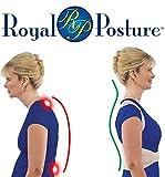 Royal Posture - originale! - fascia lombare con reggispalle, unisex