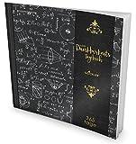 GOCKLER® Dankbarkeits-Tagebuch: 365 Tage Erfolgs Journal für mehr Achtsamkeit, Gelassenheit & Glück im Leben +++ NEUE AUFLAGE mit glänzendem Softcover +++ DesignArt.: Schultafel
