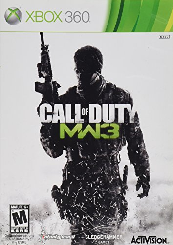 Xbox 360 Call of Duty MW3 (360 Mw3 Call Of Duty)