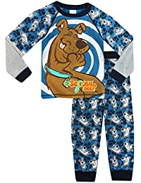 Scooby Doo Boys Scooby Doo Pyjamas Ages 3 to 12 Years