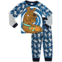Scooby Doo Boys Scooby Doo Pyjamas Ages 3 to 12 Years