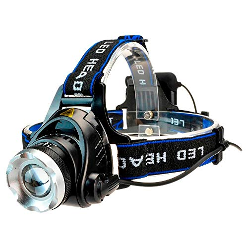 Stirnlampe Led Scheinwerfer Wasserdicht Scheinwerfer 4000 lumen Kopf Lampe Taschenlampe verwenden Batterie Jagd Angeln licht