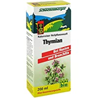 Schoenenberger Thymian Saft, 200 ml preisvergleich bei billige-tabletten.eu