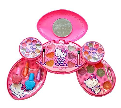 Falca schminkset mit Spiegel Hello Kitty Girls pink