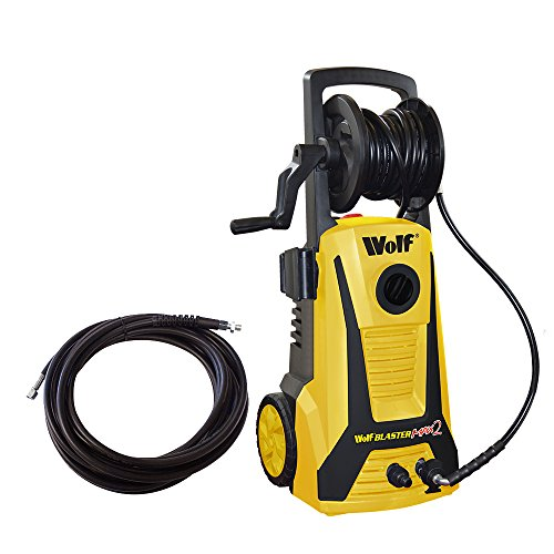 wolf-blaster-max-2-pro-power-pressure-washer-2200-watt-165bar-pump-with-new-click-and-connect-system