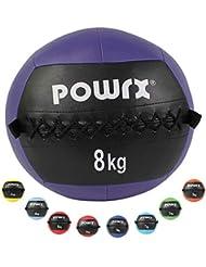 1cbf95d170f1b Wall Ball Balón Medicinal 2 - 10 kg - Ideal para los ejercicios de  Functional Fitness
