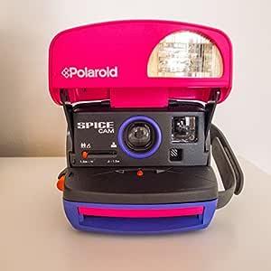 Polaroid Spice Cam Instant Camera Camera Photo
