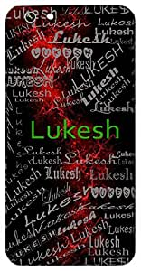 Lukesh (King Of The Empire) Name & Sign Printed All over customize & Personalized!! Protective back cover for your Smart Phone : Lenovo Zuk Z1