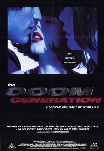 The Doom Generation poster Print (27,94x 43,18cm)