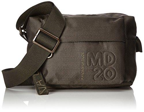 Mandarina Duck - Md20 Tracolla, Borse a spalla Donna Marrone (Pirite)