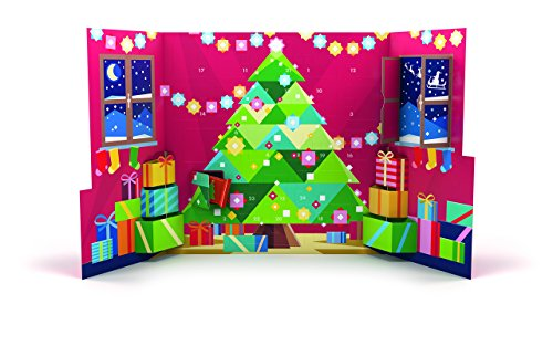 Ritter Sport Pop-Up Adventskalender, 319 g