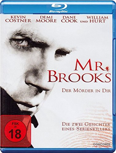 Mr. Brooks - Der Mörder in Dir [Blu-ray]