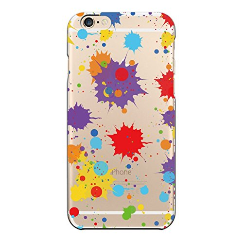 "Vanki® Coque iPhone 7, Animaux de dessin animé TPU Souple Etui de Protection Silicone Case Soft Gel Cover Anti Rayure Anti Choc pour Iphone7 4.7"" 9"