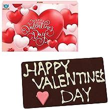 BOGATCHI Valentines GIFT IDEAS, Valentines CHOCOLATES, CHOCOLATES for boyfriend / girlfriend, CHOCOLATES FOR wife / husband, Happy valentine's day, 90 g