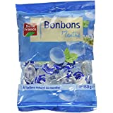 Belle France Bonbons Menthe Sachet de 150 g - Lot de 12