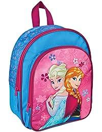 Undercover FRWD0440 - Schüleretui Disney Frozen mit Stabilo, Markenfüllung, 30 teilig, türkis