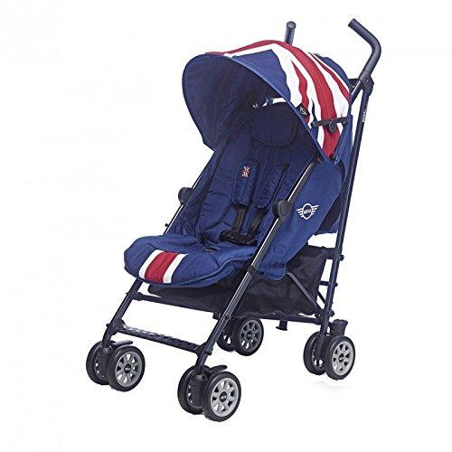 easywalker Mini Buggy - Silla de paseo, diseño Union Jack Classic